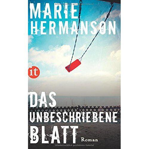 Marie Hermanson - Das unbeschriebene Blatt: Roman (insel taschenbuch) - Preis vom 07.05.2021 04:52:30 h