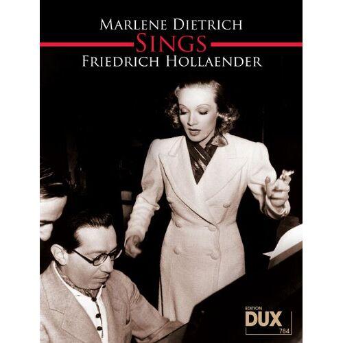 Friedrich Hollaender - Marlene Dietrich Sings Friedrich Hollaender: Eine Sammlung unvergessener Titel aus einer großen Zeit - Preis vom 20.01.2020 06:03:46 h