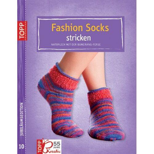 Milla Schoen - Jubiläums-Titel 10 Fashion-Socks: Natürlich mit Bumerang-Ferse - Preis vom 14.01.2021 05:56:14 h