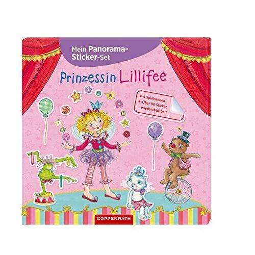 - Mein Panorama-Sticker-Set: Prinzessin Lillifee - Preis vom 05.09.2020 04:49:05 h