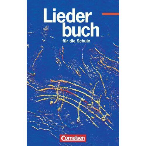 Manfred Grote - Liederbuch für die Schule - Westliche Bundesländer: Schülerbuch: Westliche Bundesländer. Für das 5.-13. Schuljahr - Preis vom 06.04.2021 04:49:59 h
