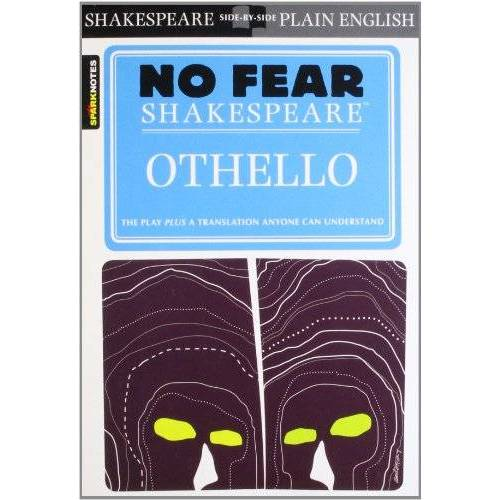 Shakespeare No Fear Shakespeare: Othello (Sparknotes No Fear Shakespeare) - Preis vom 15.04.2021 04:51:42 h