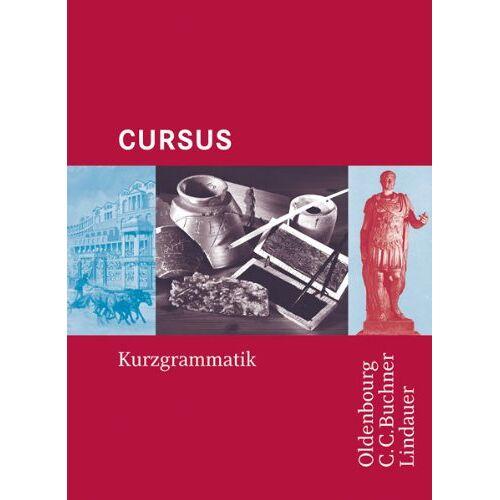 Friedrich Maier - Grammatiken III: Cursus A/B/N Kurzgrammatik: Kurzgrammatik für den Lektüreunterricht - Preis vom 09.05.2021 04:52:39 h