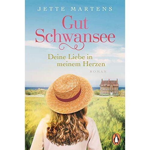 Jette Martens - Gut Schwansee - Deine Liebe in meinem Herzen: Roman (Die Gut-Schwansee-Serie, Band 1) - Preis vom 14.05.2021 04:51:20 h