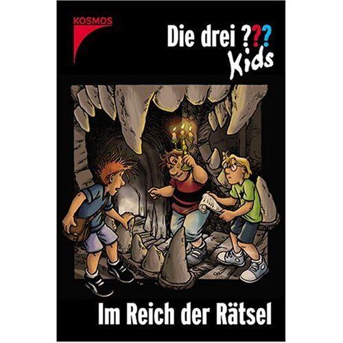 Ulf Blanck - Die drei Fragezeichen-Kids, Bd.13, Im Reich der Rätsel - Preis vom 28.03.2020 05:56:53 h