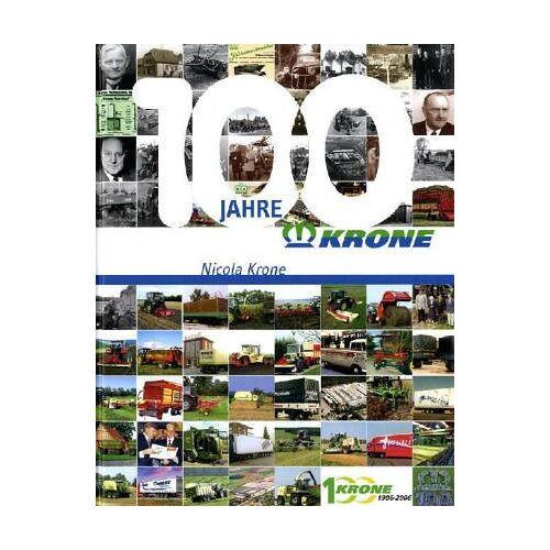 Nicola Krone - 100 Jahre Krone - Preis vom 20.10.2020 04:55:35 h