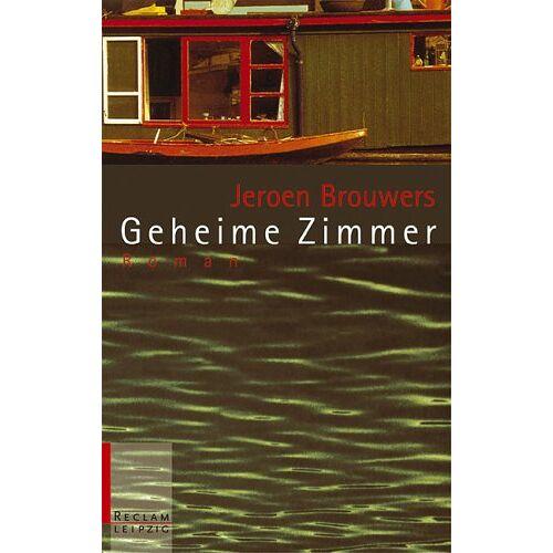 Jeroen Brouwers - Geheime Zimmer. - Preis vom 03.12.2020 05:57:36 h