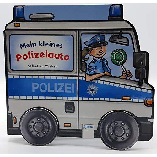 - Mein kleines Polizeiauto - Preis vom 11.05.2021 04:49:30 h