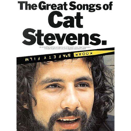 Cat Stevens - The Great Songs of Cat Stevens - Preis vom 01.03.2021 06:00:22 h