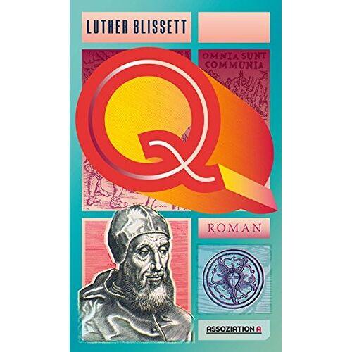 Luther Blissett - Q - Preis vom 09.04.2021 04:50:04 h