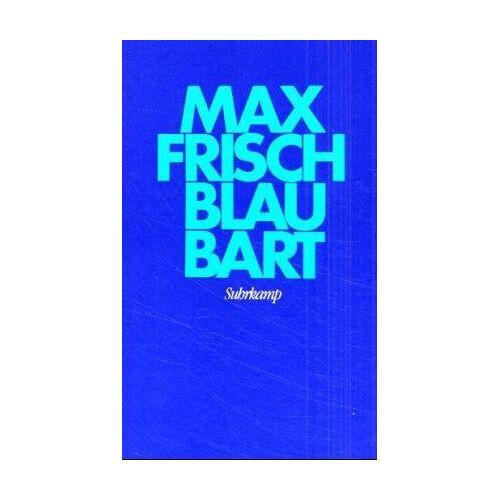 Max Frisch - Blaubart - Preis vom 08.05.2021 04:52:27 h