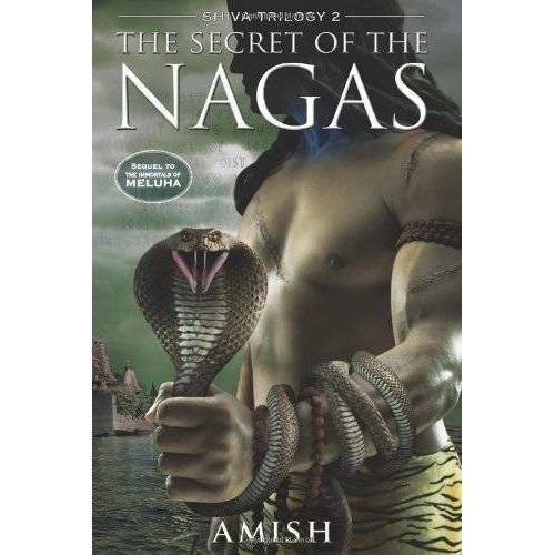 Amish Tripathi - The Secret of the Nagas - Preis vom 14.04.2021 04:53:30 h