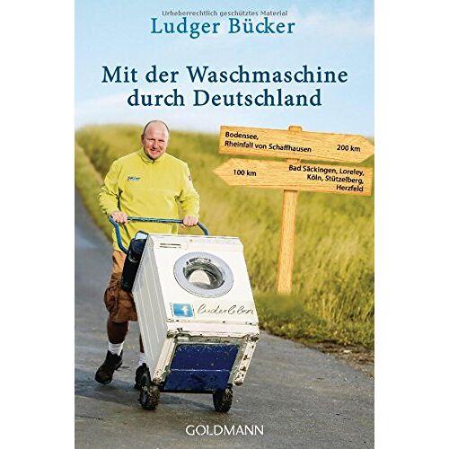 Ludger Bücker - Mit der Waschmaschine durch Deutschland - Preis vom 06.05.2021 04:54:26 h