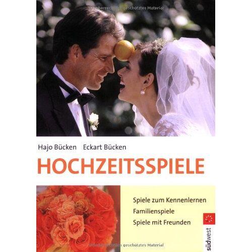 Hajo Bücken - Hochzeitsspiele. Spiele zum Kennenlernen. Familienspiele. Spiele mit Freunden - Preis vom 06.09.2020 04:54:28 h