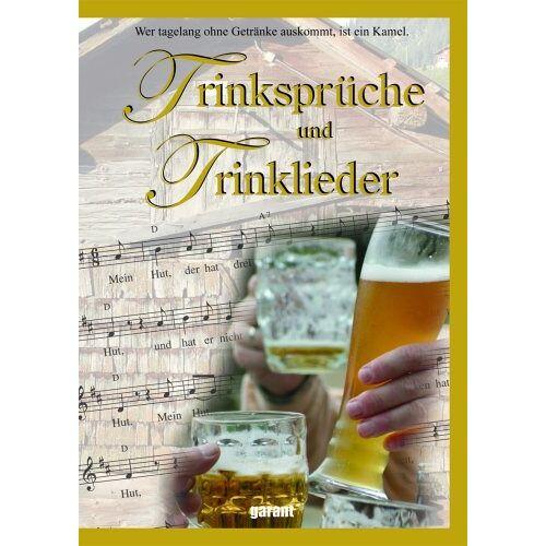 - Trinksprüche & Trinklieder - Preis vom 21.10.2020 04:49:09 h