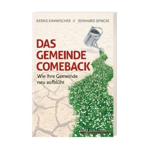Bernd Kanwischer - Das Gemeinde-Comeback: Wie Ihre Gemeinde neu aufblüht - Preis vom 21.04.2021 04:48:01 h