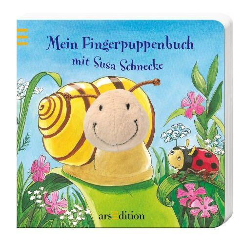 - Mein Fingerpuppenbuch mit Susa Schnecke (Fingerpuppenbücher) - Preis vom 26.10.2020 05:55:47 h