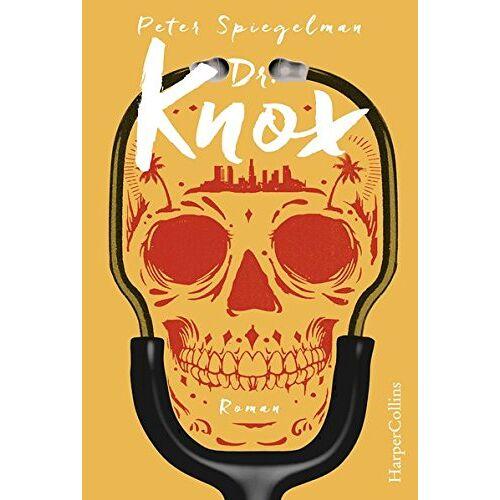 Peter Spiegelman - Dr. Knox: Neo Noir - Neuerscheinung 2018 - Preis vom 20.10.2020 04:55:35 h