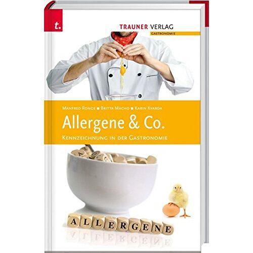 Manfred Ronge - Allergene & Co.: Kennzeichnung in der Gastronomie - Preis vom 20.10.2020 04:55:35 h
