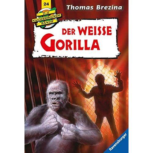 Brezina, Thomas C. - Knickerbockerbande 24. Der weiße Gorilla. (Die Knickerbocker-Bande, Band 24) - Preis vom 20.10.2020 04:55:35 h
