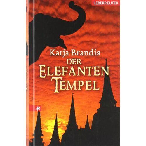 Katja Brandis - Der Elefanten-Tempel - Preis vom 09.05.2021 04:52:39 h