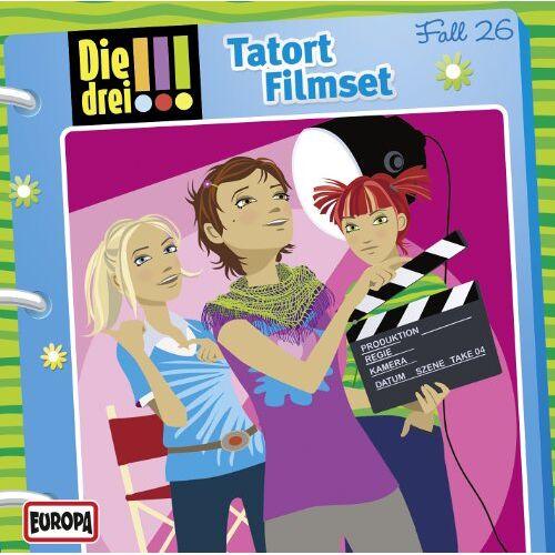 Die drei ??? - 026/Tatort Filmset - Preis vom 15.01.2021 06:07:28 h