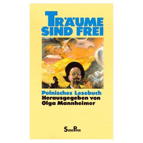 Olga Mannheimer - Träume sind frei - Preis vom 07.05.2021 04:52:30 h