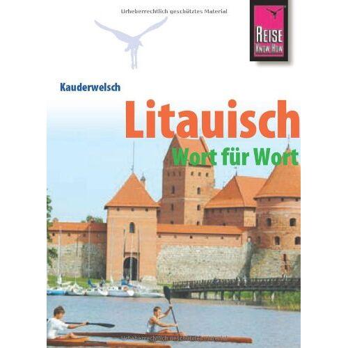 Katrin Jähnert - Kauderwelsch, Litauisch Wort für Wort - Preis vom 21.04.2021 04:48:01 h