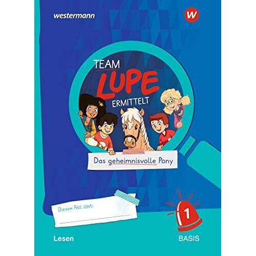 - TEAM LUPE ERMITTELT - Übungshefte: Lesen 1 BASIS - Preis vom 21.09.2020 04:46:04 h