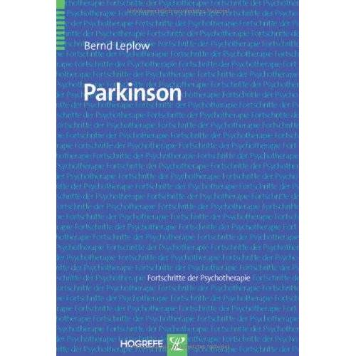Bernd Leplow - Parkinson - Preis vom 05.09.2020 04:49:05 h