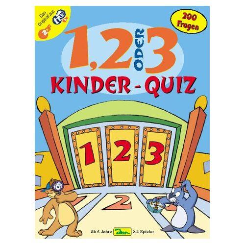 - 1, 2 oder 3 Kinder-Quizspiel - Preis vom 20.10.2020 04:55:35 h