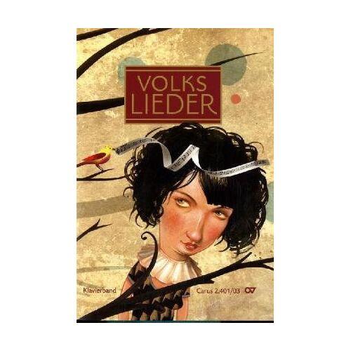 Barbara Mohn - Volkslieder, Klavierband (für Singstimme und Klavier, Klavierpartitur) - Preis vom 20.10.2020 04:55:35 h