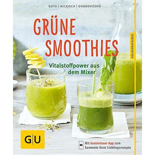 Christian Guth - Grüne Smoothies: Vitalstoff-Power aus dem Mixer - Preis vom 24.02.2020 06:06:31 h