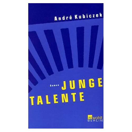 André Kubiczek - Junge Talente - Preis vom 01.03.2021 06:00:22 h