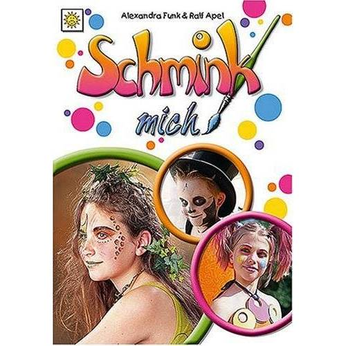 Funk Schmick mich: 15 supertolle Schminkvorschläge für Party, Halloween oder Karneval - Preis vom 21.10.2020 04:49:09 h