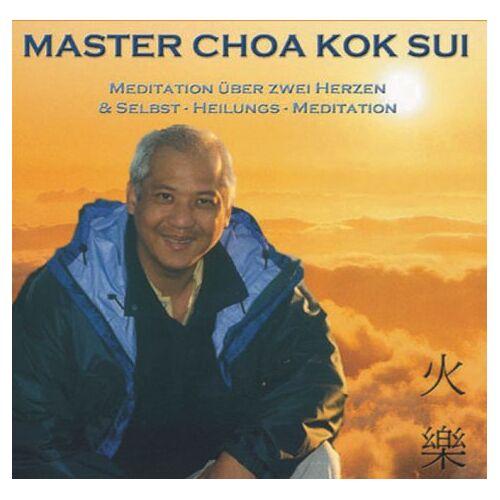 Choa, Kok Sui - Meditation über zwei Herzen und Selbst-Heilungs-Meditation. CD - Preis vom 26.02.2021 06:01:53 h