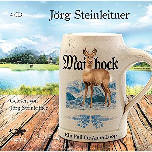 Jörg Steinleitner - Maibock: Ein Fall für Anne Loop - Preis vom 05.09.2020 04:49:05 h