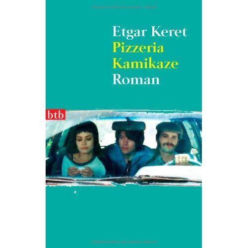 Etgar Keret - Pizzeria Kamikaze: Roman - Preis vom 28.02.2021 06:03:40 h