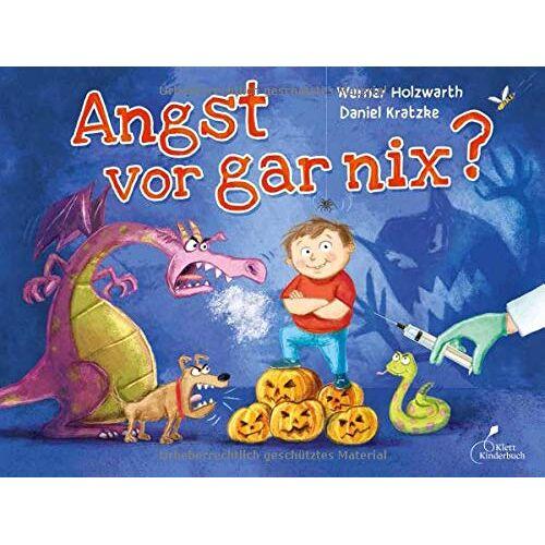 Werner Holzwarth - Angst vor gar nix? - Preis vom 14.05.2021 04:51:20 h