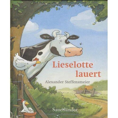 Alexander Steffensmeier - Lieselotte lauert - Preis vom 14.12.2019 05:57:26 h