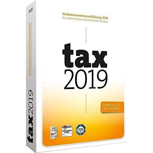 - tax 2019 (DVD-Box): Einkommensteuererklärung 2018 für Arbeitnehmer, Rentner & Pensionäre - Preis vom 04.10.2020 04:46:22 h