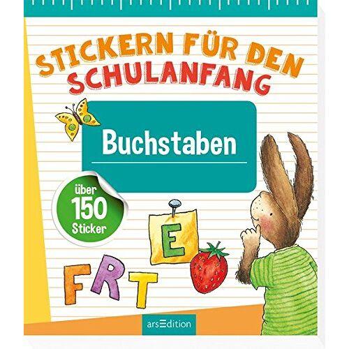 - Stickern für den Schulanfang - Buchstaben - Preis vom 20.10.2020 04:55:35 h