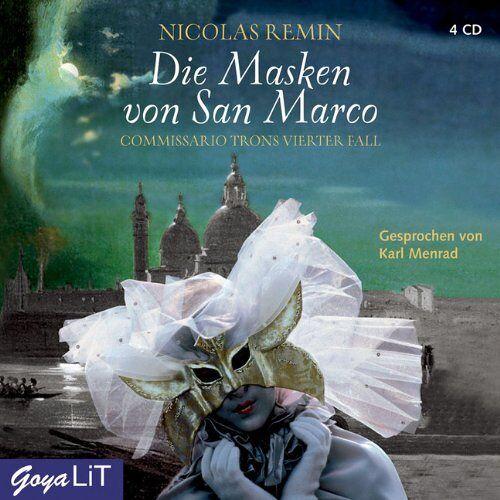 Nicolas Remin - Die Masken von San Marco - Preis vom 17.04.2021 04:51:59 h