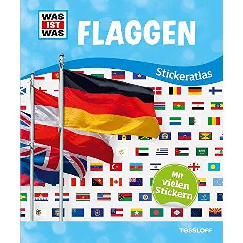 - WAS IST WAS Stickeratlas Flaggen: Ein Atlas für Kinder - mehr als 200 wiederablösbare Sticker! - Preis vom 04.09.2020 04:54:27 h