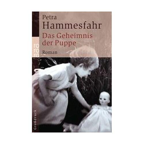 Petra Hammesfahr - Das Geheimnis der Puppe - Preis vom 20.10.2020 04:55:35 h