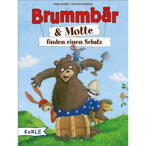 Katja Reider - Brummbär & Motte finden einen Schatz - Preis vom 21.04.2021 04:48:01 h