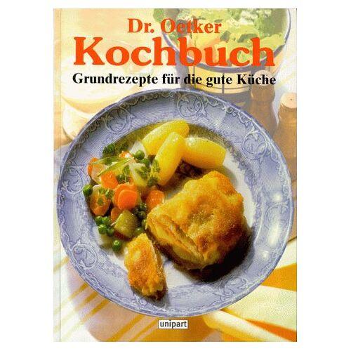 Oetker - Kochbuch. Grundrezepte für die gute Küche - Preis vom 16.04.2021 04:54:32 h