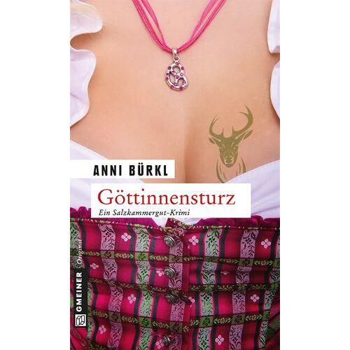 Anni Bürkl - Göttinnensturz: Berenike Roithers vierter Fall - Preis vom 18.04.2021 04:52:10 h