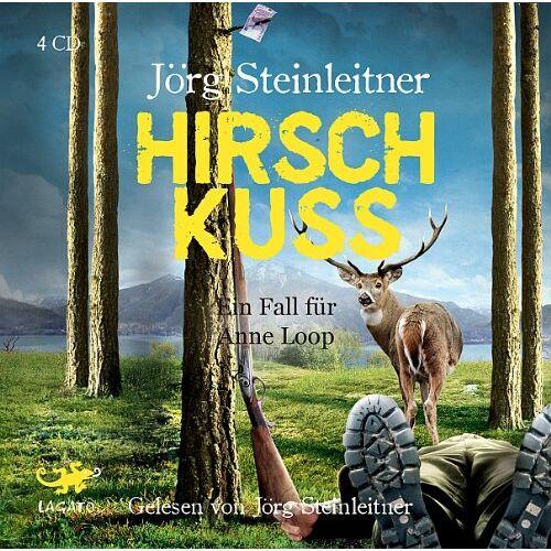 Jörg Steinleitner - Hirschkuss: Ein Fall für Anne Loop - Preis vom 20.10.2020 04:55:35 h
