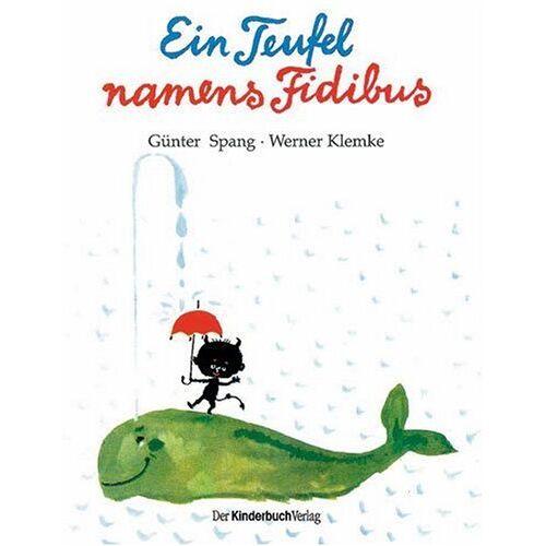 Günter Spang - Ein Teufel namens Fidibus - Preis vom 16.05.2021 04:43:40 h